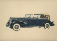 1938 Packard Town Car