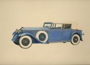 Classic Car Cards