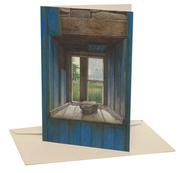 Blue Porch Card