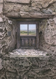 Pantry Window, Ruined Cottage