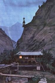 The Widow's House, Dunali
